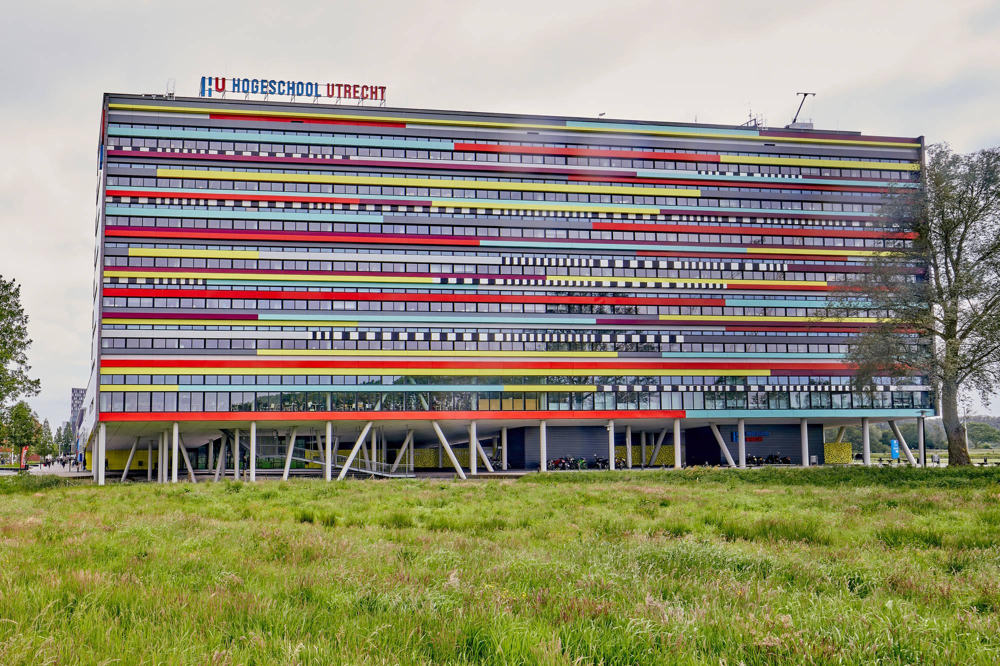 Kết quả hình ảnh cho hu university of applied sciences utrecht